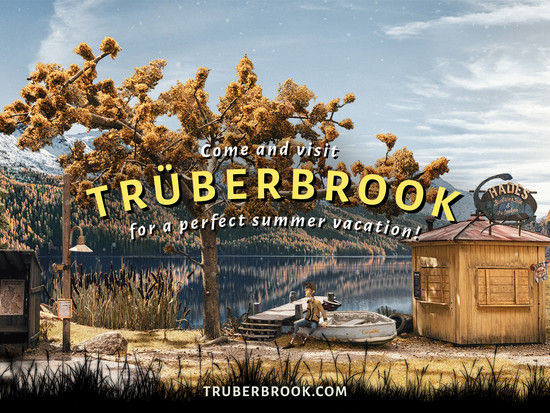 Trüberbrook Review - HandCrafted Vacation in a Mysterious Town