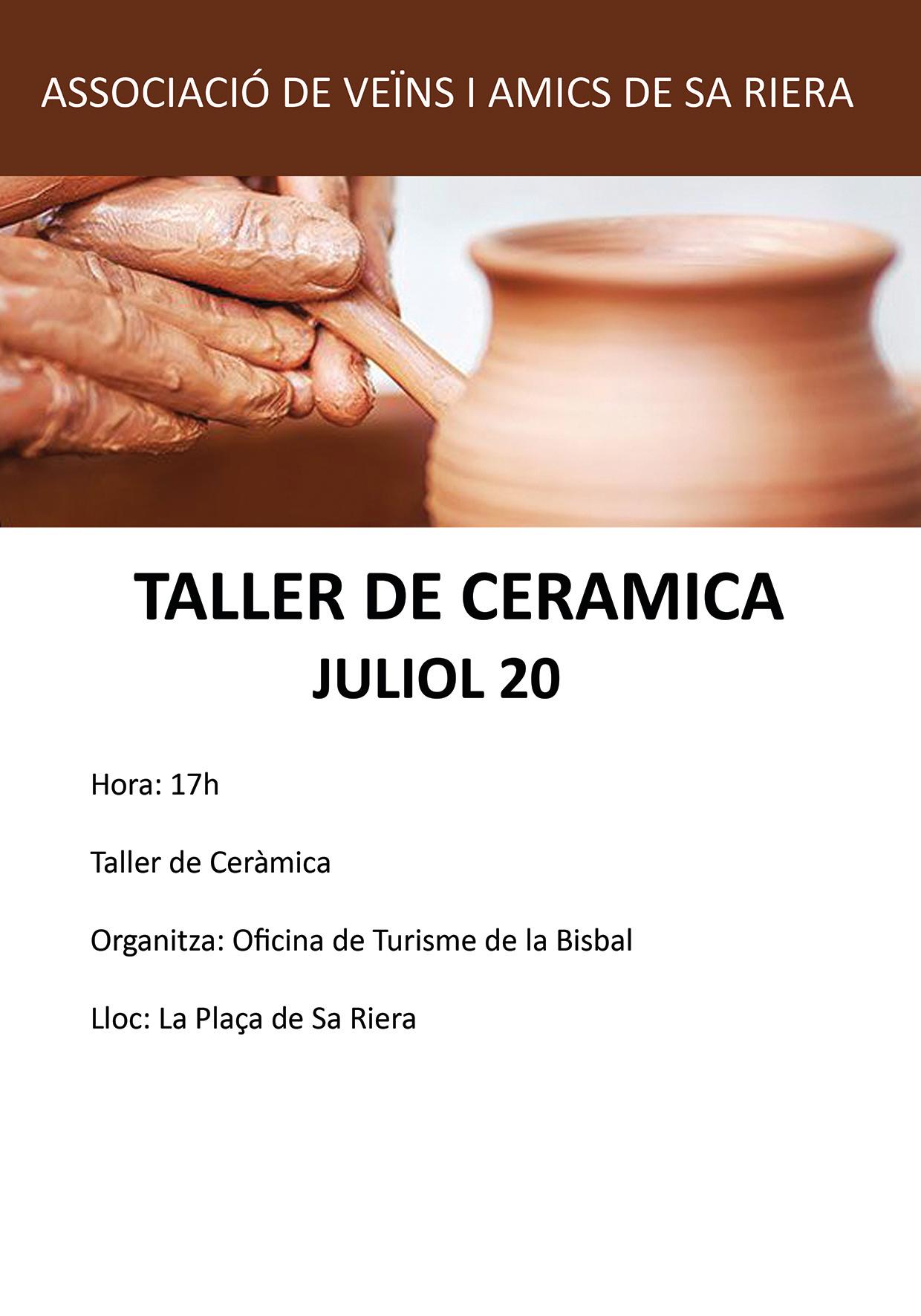 Taller ceramica 2