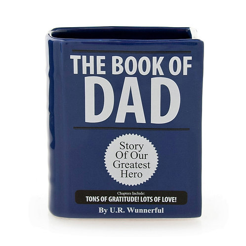 """Book Of """" DAD"""" or MOM"""" Holder"""