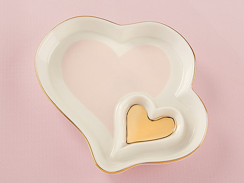 Double Heart Trays