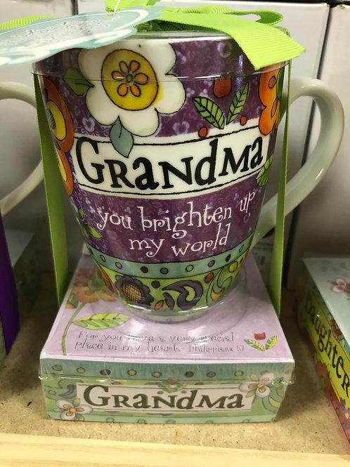 Grandma Mug & Notepad Set