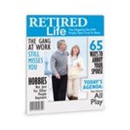 Retired Magazine Frame