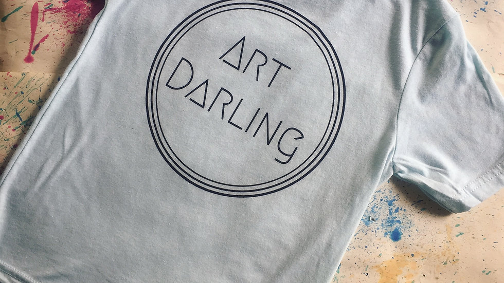 Art Darling Adult Tee