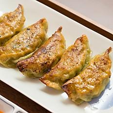 15野菜のクロレラ餃子 15 vegetables