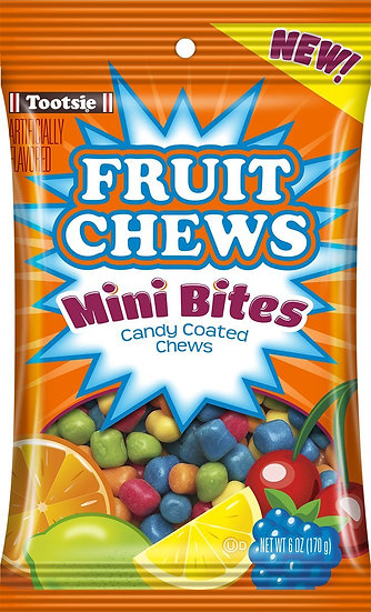 Tootsie Fruit Chew - Mini Bites