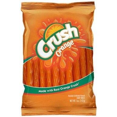 Orange Crush Twists