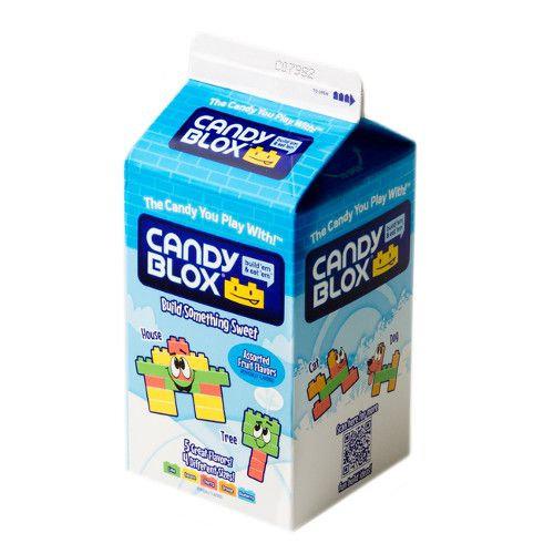 Candy Blox Milk Carton