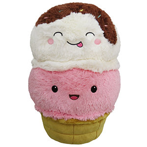 Double Dip Cone - Squishable