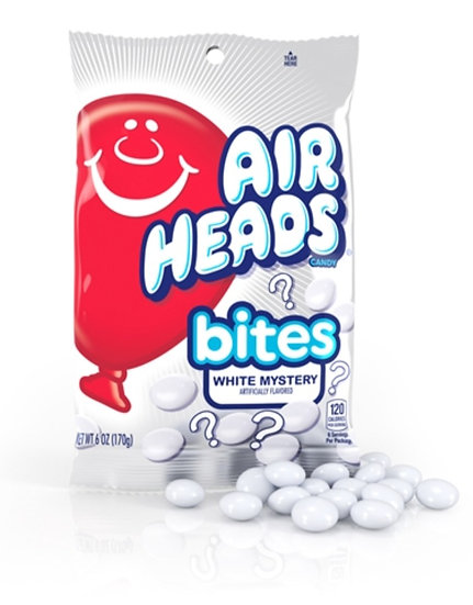 Air Heads Bites - Mystery White