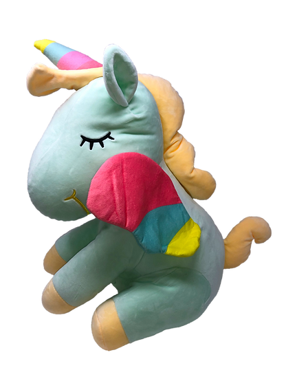 "14"" INCH SUPER SOFT UNICORN - Mint"