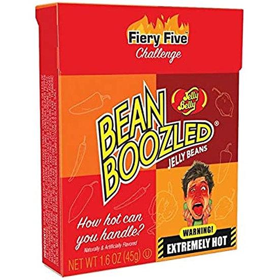 Jelly Belly Bean Boozled - Fiery Five Challange