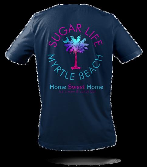 Sugar Life Palmetto Tye Die