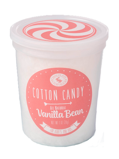 Vanilla Bean - Cotton Candy