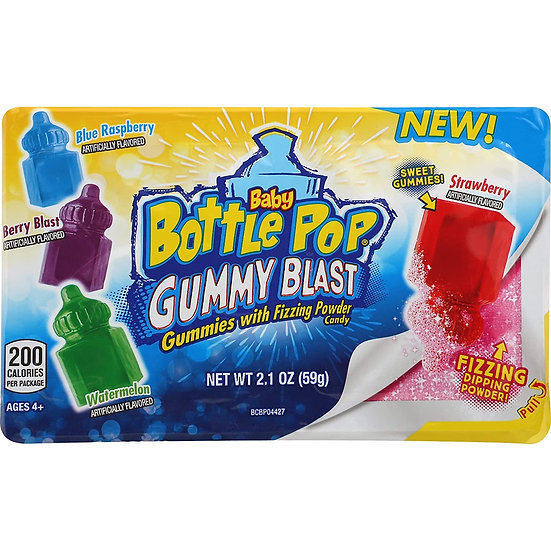 Baby Bottle Pop - Gummy Blast