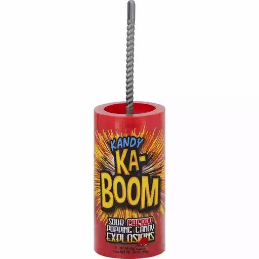 Kandy Ka-Boom Sour Cherry Candy