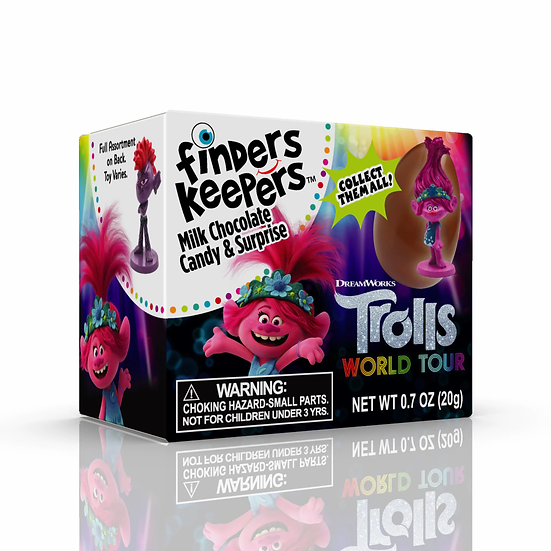 Finders Keepers - Trolls World Tour
