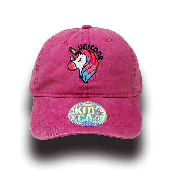 KIDS Sugar Life Unicone Hat - Red