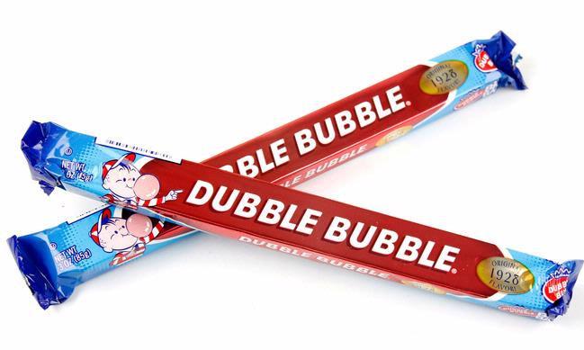 Double Bubble Gum Stick