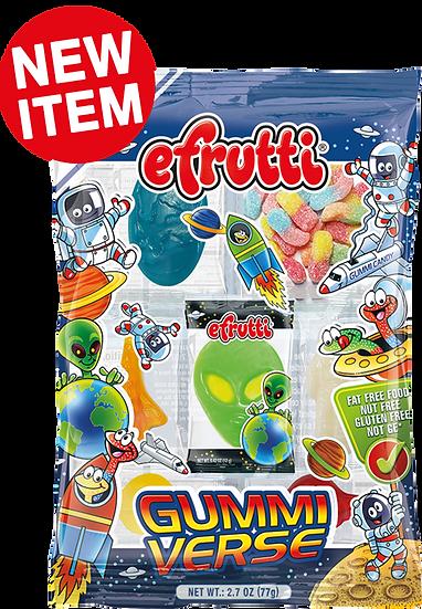 Efrutti - Gummi Verse