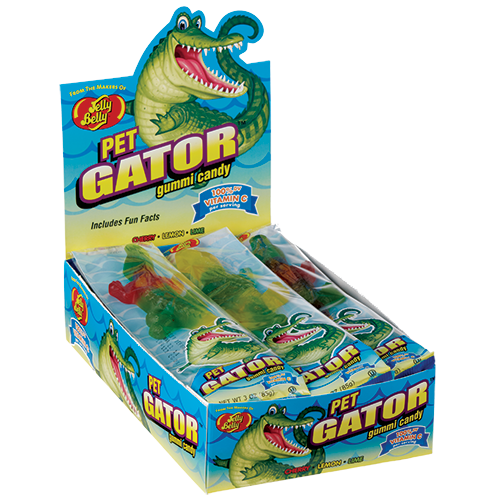 Jelly Belly - Gummy Gator