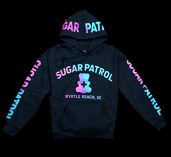 Sugar Patrol™ Hoodie - Sugar Life Tye Dye