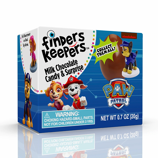 Finders Keepers - Paw Patrol