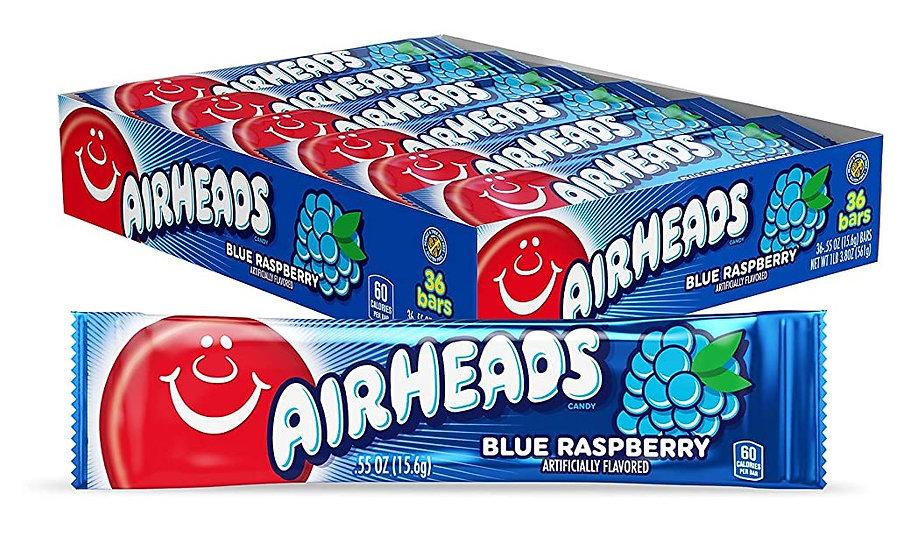Air Heads - Blue Raspberry