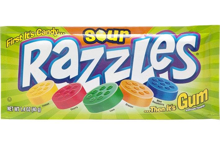 Razzles - Sour