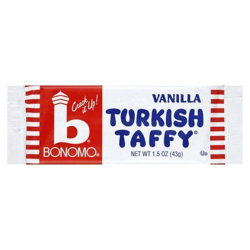 Bonomo - Vanilla Turkish Taffy