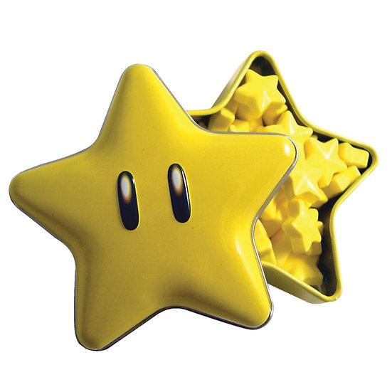 "Super Star ""Super Mario"" Candy"