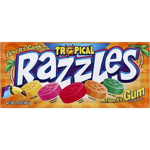 Razzles - Tropical