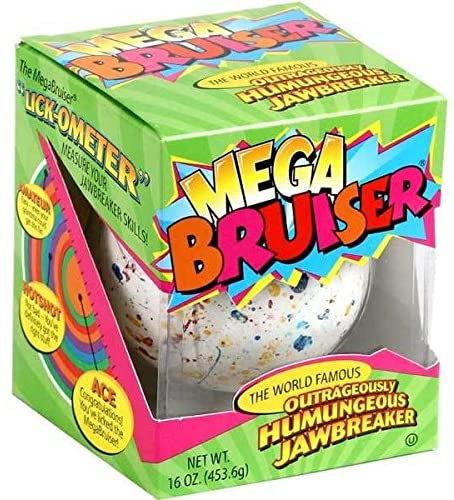 Mega Bruiser - Jaw Breaker
