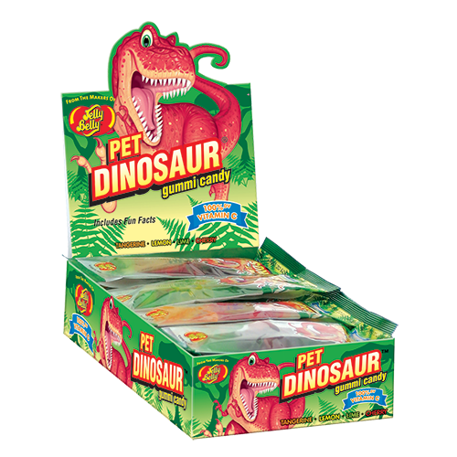Jelly Belly - Pet Gummy Dinosaur