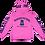 Thumbnail: Sugar Patrol™ Hoodie - NEON PINK