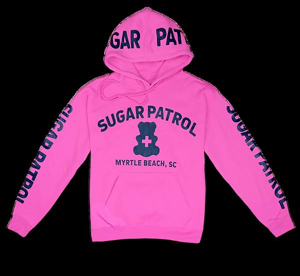Sugar Patrol™ Hoodie - NEON PINK