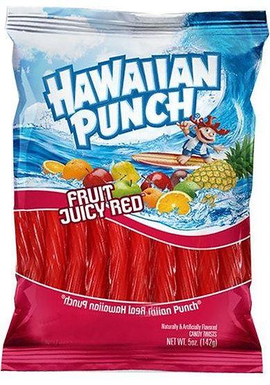 Hawaiian Punch Twists