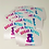 Thumbnail: Sugar Patrol Tye Dye Sticker