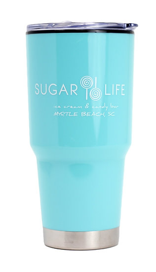 Sugar Life 32oz Tumbler - Mint