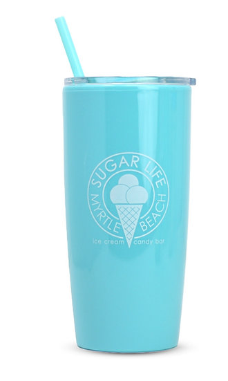 Sugar Life Tumbler - Mint