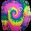 """Thumbnail: Rainbow Tie Dye """"Gimmie Some Sugar"""""""