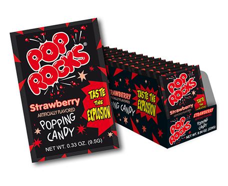 Pop Rocks -Strawberry