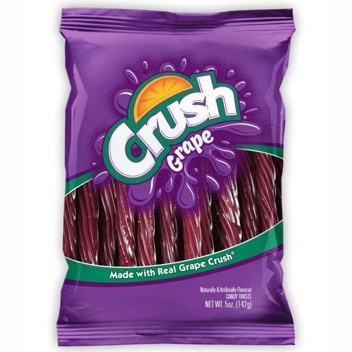 Grape Crush Twist