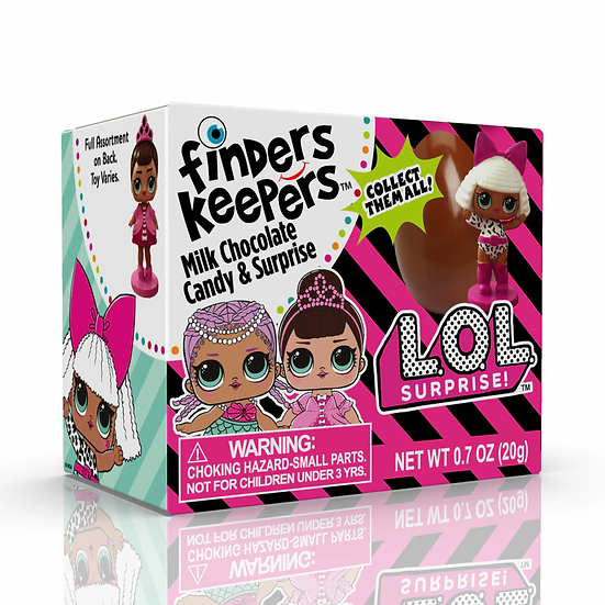 Finders Keepers -  LOL