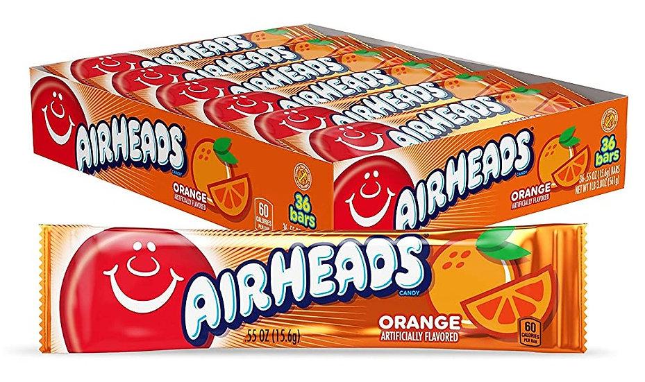 Air Heads - Orange