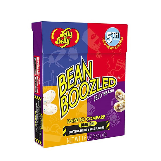 Jelly Belly - Bean Boozled 5th Edition