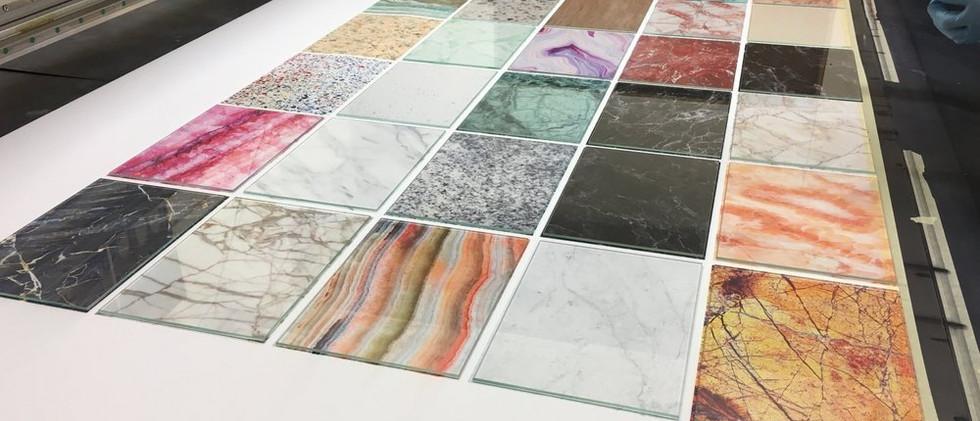 Printed Marbles
