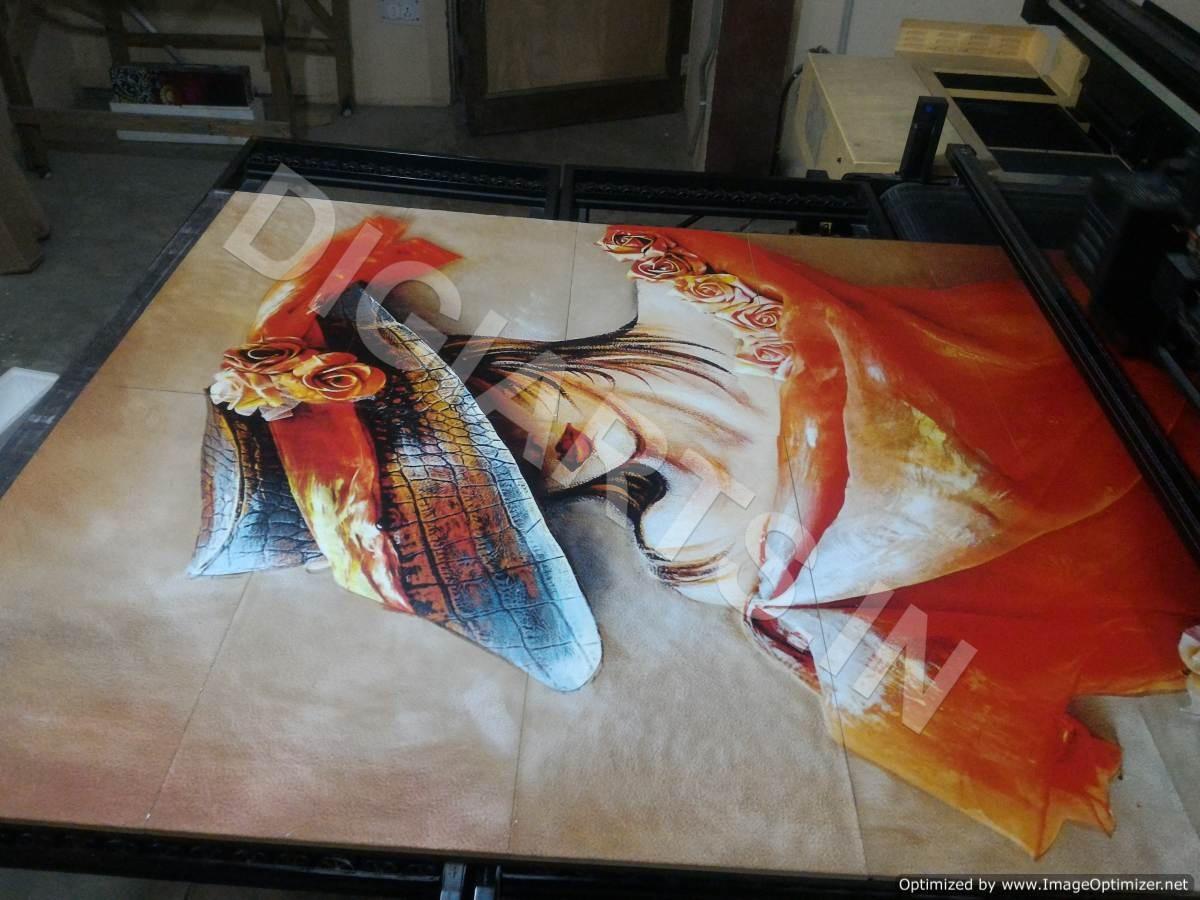 Printed Canvas