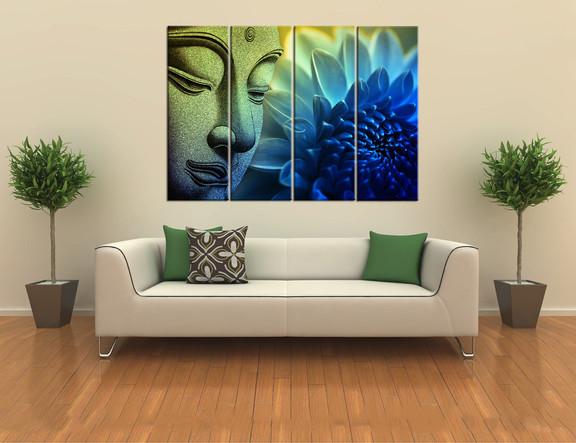 Digitally Printed Acrylic Wall Cluster