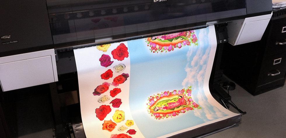 Printing on Fabrics