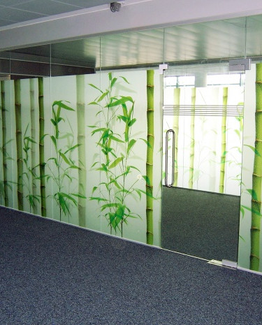 Leafy Partition